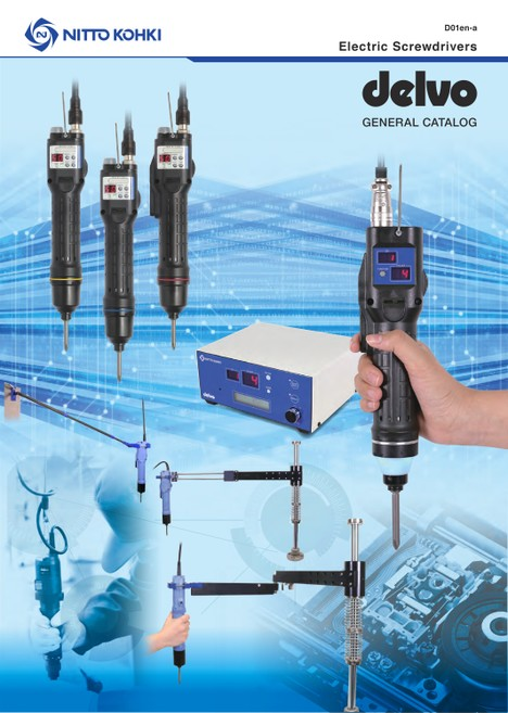 Electric Screwdrivers 'delvo'