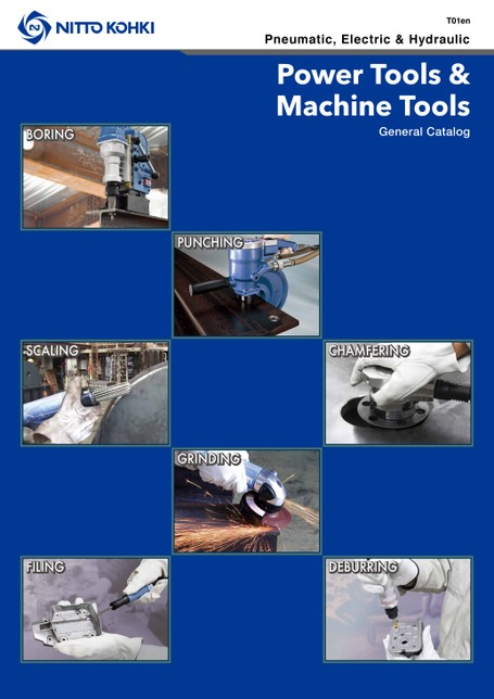 POWER TOOLS & MACHINE TOOLS
